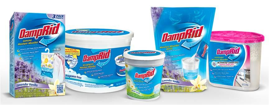 Good From The Manufacturer. DampRid Moisture Absorber Products