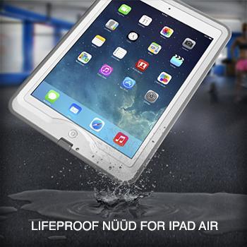 Amazon.com  LifeProof NÜÜD iPad Air (1st Gen ONLY) Waterproof Case ... be1786a617