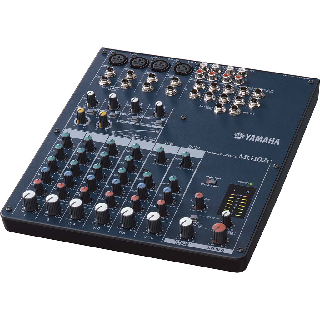 Yamaha Audio Mixer  Channel
