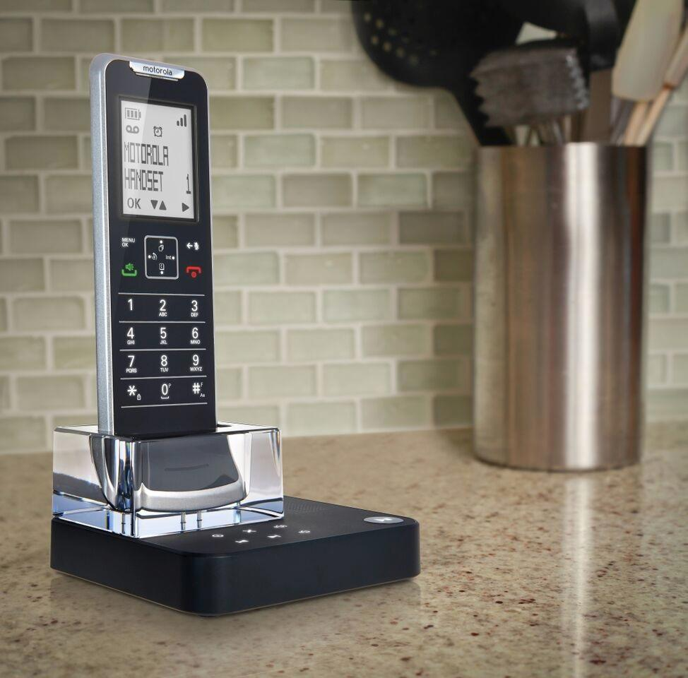Designer Cordless Home Telephones