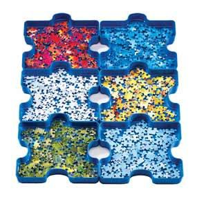 ravensburger puzzle sort and go