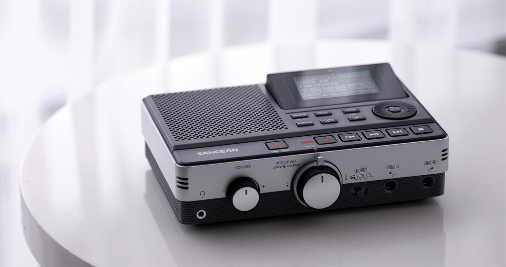 Amazon.com: Sangean DAR-101 Professional Grade Digital MP3