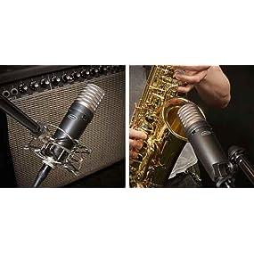 Samson MTR231 Condenser Microphone Overview - inSync