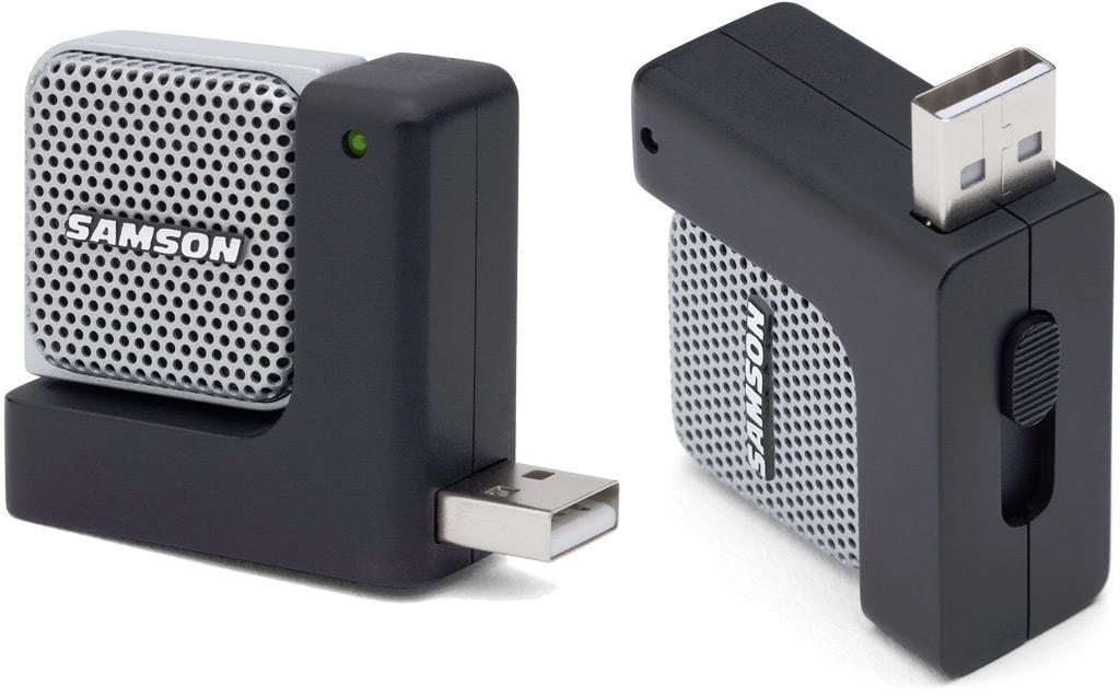 Amazon Com Samson Go Mic Direct Portable Usb Microphone