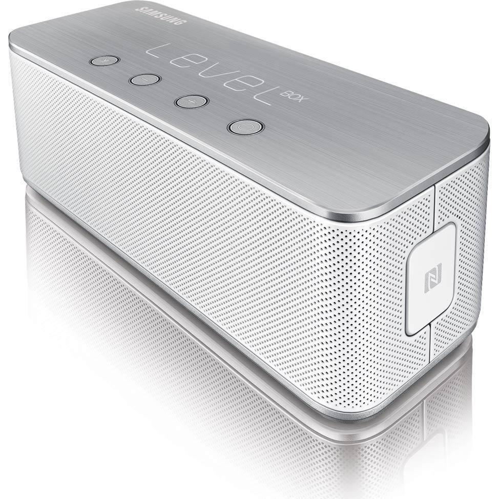 Amazon.com: Samsung Level Box Bluetooth Wireless Speaker (White): Cell Phones & Accessories