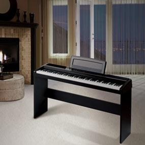 korg sp170s 88 key digital piano in black musical instruments. Black Bedroom Furniture Sets. Home Design Ideas