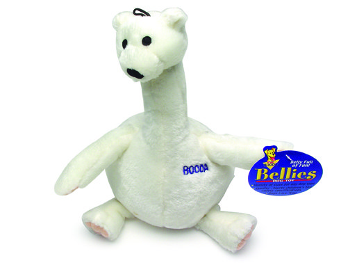Pet Supplies : Pet Squeak Toys : BOODA BELLIES EXTRA-LARGE
