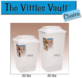 Feeding & Watering Supplies Pet Supplies Gamma Vittles Vault