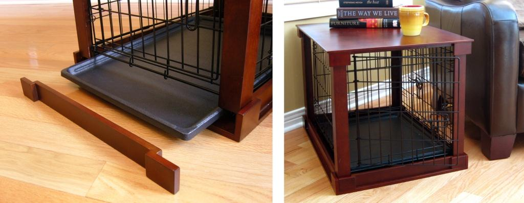 Cage With Crate Cover Large: