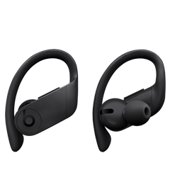 Amazon Com Powerbeats Pro Wireless Earphones Apple H1 Headphone Chip Class 1 Bluetooth 9 Hours Of Listening Time Sweat Resistant Earbuds Black