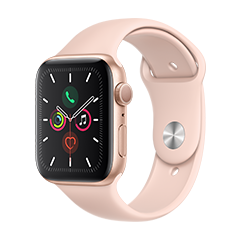 Amazon.com: Apple Watch Series 5 (GPS, 40mm) - Space Gray ...