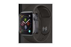 Amazon.com: Apple Watch Series 4 (GPS, 40mm) - Space Gray