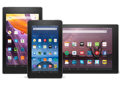 Fire Tablets | Fire OS 5 | Amazon Developer Portal