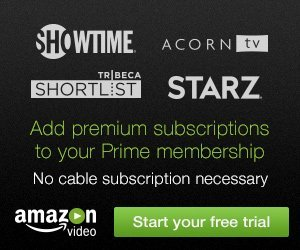Premium channel subscriptions from Amazon