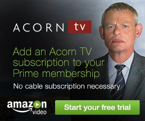 Add ACORN TV Subscription to Your Prime Membership - No Cable Subscription Necessary