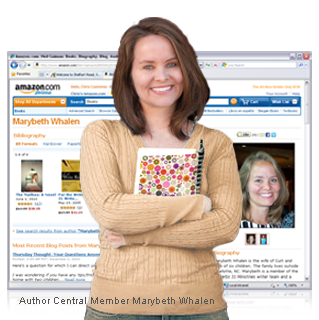 Create your Amazon.com Author Page and more