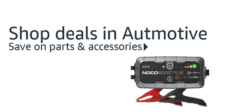 Shop Automotive deals
