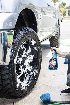 How To Polish Aluminum Wheels >> Amazon Com Meguiar S G14324 Cleaner 24 Fluid Ounces Automotive