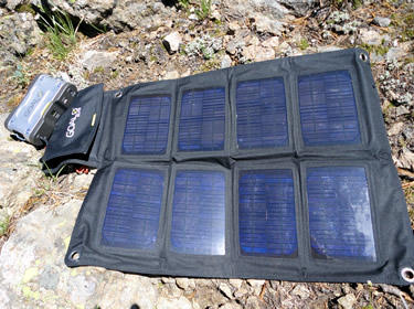 Amazon Com Goal Zero 12201 Nomad 27m Solar Panel