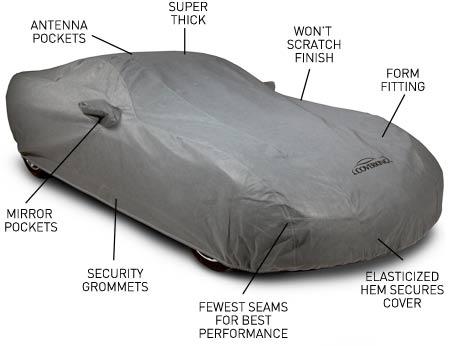 Coverking Custom Fit Car Cover For Select Pontiac G8