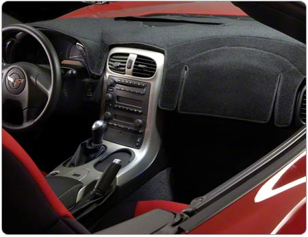 Velour Covercraft Custom Fit Dash Cover for Select Lexus HS250h Models Cocoa 71879-00-26