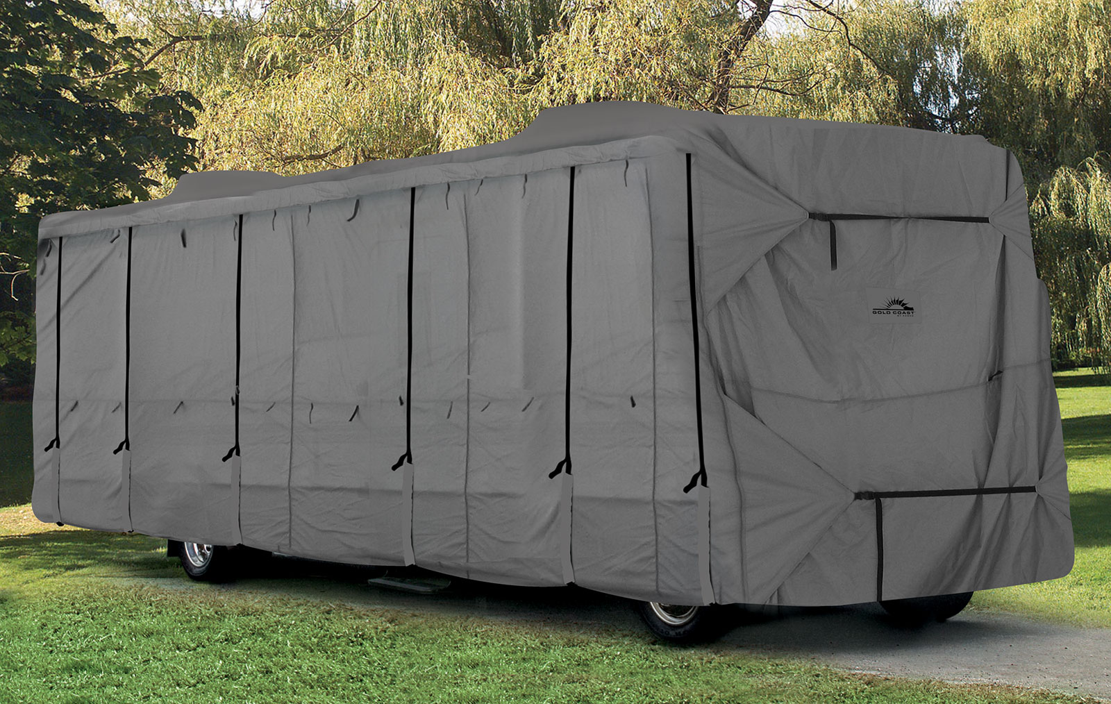 Amazon.com: Camco 45735 RV 38' ULTRAGuard Class A Cover