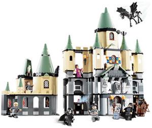 Amazon.com: LEGO Harry Potter Hogwarts Castle: Toys & Games