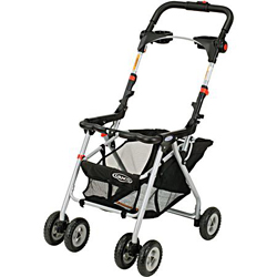 Amazon.com: Graco SnugRider Infant Car Seat Stroller Frame ...