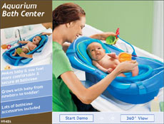 Fisher Price Aquarium Bath Center Offers: