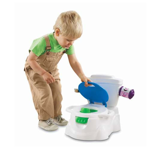 Fisher-Price Learn to Flush Potty: A Fun Potty Chair