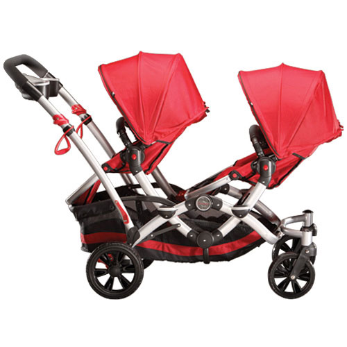 Amazon Com Kolcraft Contours Options Tandem Stroller