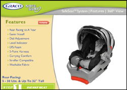 Inspiring Graco Infant Car Seat Parts Gallery - Best Image Engine ...