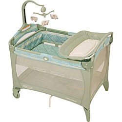 Amazon.com : Graco Pack 'N Play Playard with Bassinet and ...