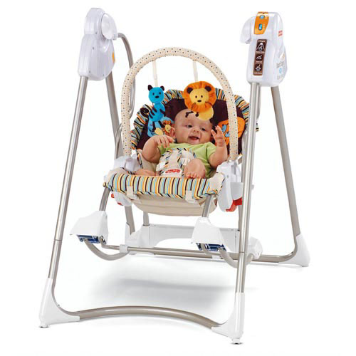Amazon Fisher Price Smart Stages 3 In 1 Swing N Rocker Dark