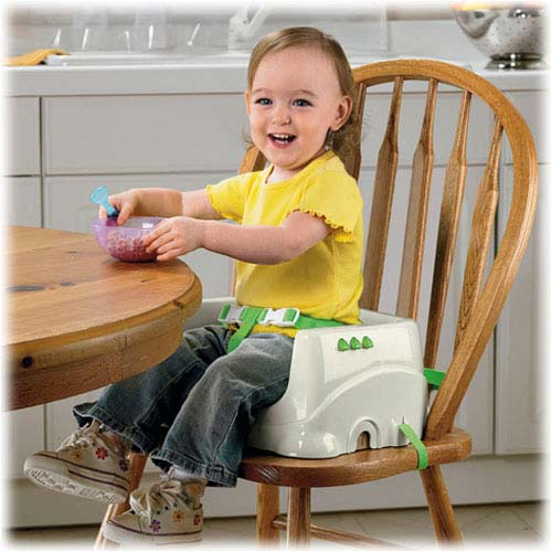 Amazon Com Fisher Price Booster Seat Rainforest Chair