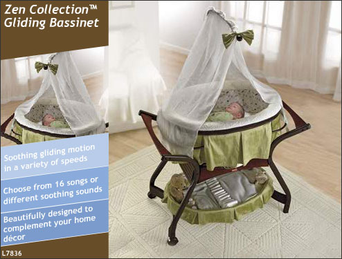 fisher price zen bassinet instructions