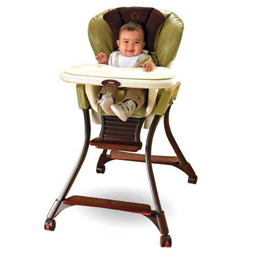 Amazon Fisher Price Zen Collection High Chair