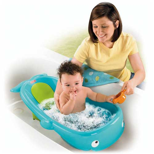 fisher price precious planet whale of a tub baby. Black Bedroom Furniture Sets. Home Design Ideas