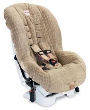 Britax Marathon Convertible Car Seat Cover Set Cowmooflage