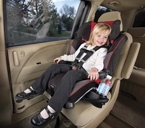 Amazon.com : Britax Frontier Booster Car Seat, Rushmore ...