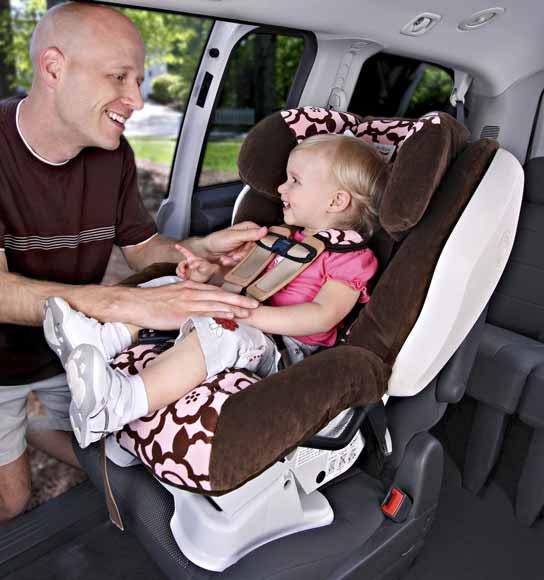 Amazon.com : Britax Advocate 65 CS Click & Safe Convertible Car Seat ...