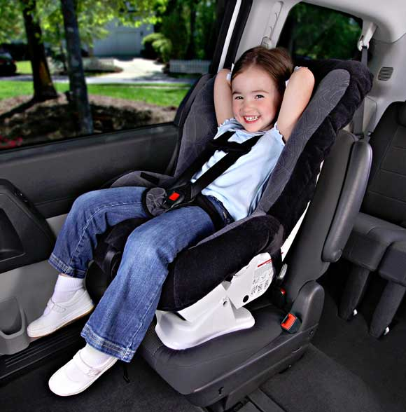 Ideal Age For Forward Facing Car Seat
