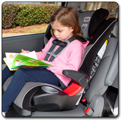 Britax Frontier 85 Combination Booster Car