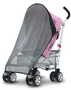 Amazon.com : Zooper Salsa Pink Ultralight Umbrella Stroller ...