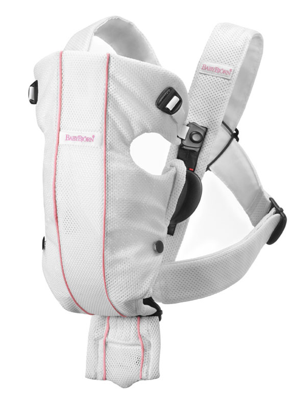 2994bd67787 Amazon.com   BABYBJORN Baby Carrier Air - Yellow White (Discontinued ...