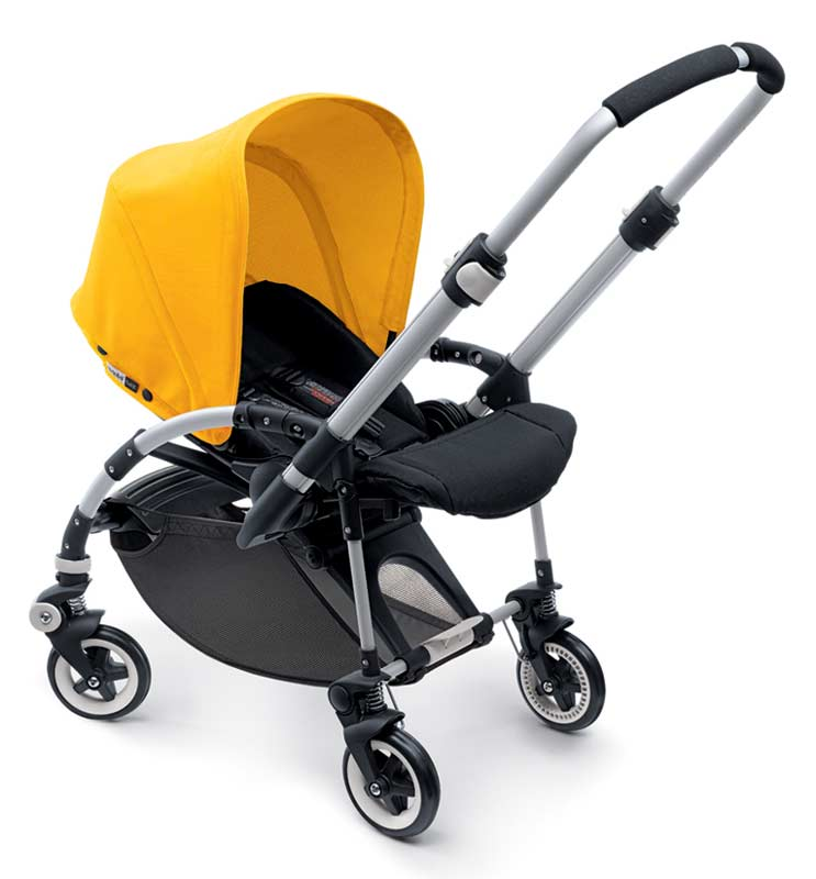Bugaboo Bee Sun Canopy Product Shot  sc 1 st  Amazon.com & Amazon.com: Bugaboo Bee Sun Canopy Yellow (Discontinued by ...