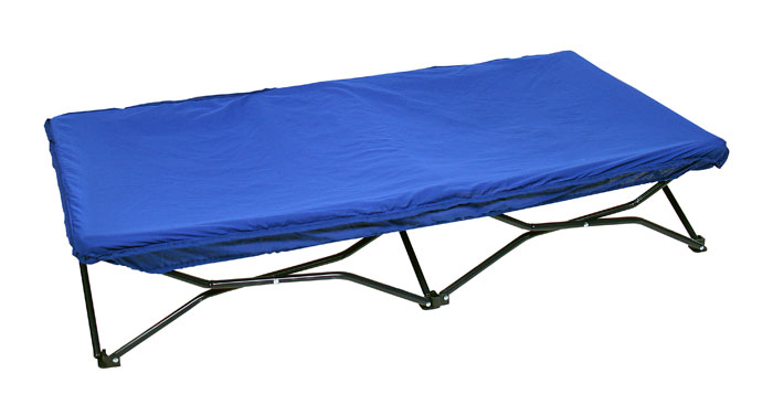 Amazon.com: Regalo My Cot Portable Toddler Bed, Includes ...