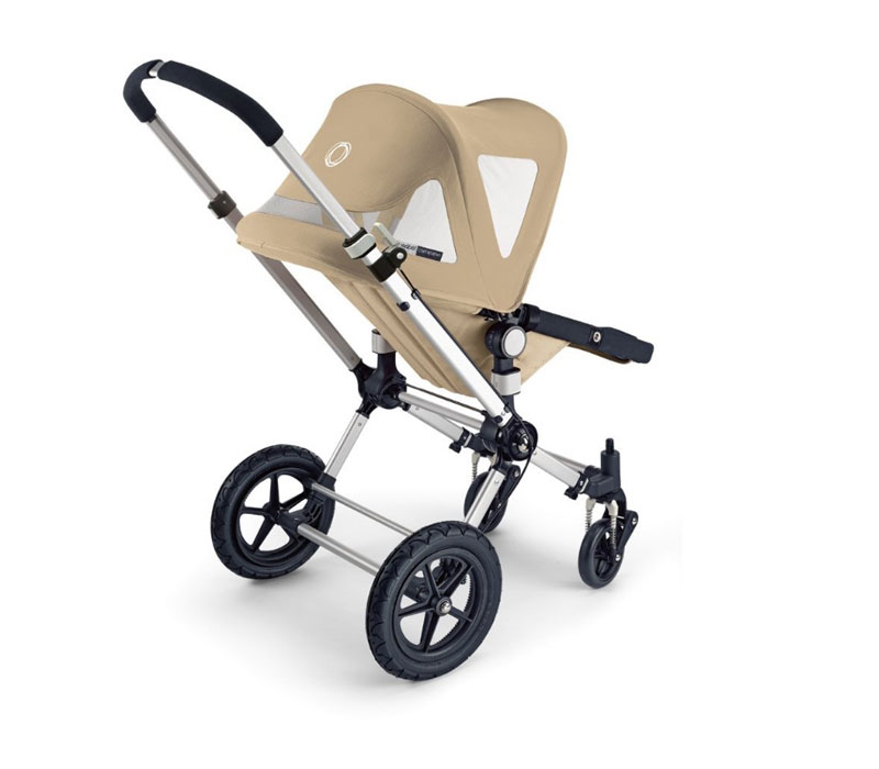 Bugaboo Cameleon Breezy Sun Canopy Sand Product Shot