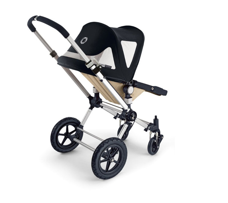 Top Amazon.com: Bugaboo Cameleon Breezy Sun Canopy, Black  NV58