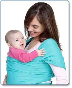 Amazon Com Moby Wrap Uv Spf 50 100 Cotton Baby Carrier